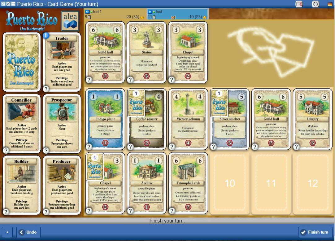 puerto rico game online