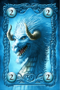 Light Blue Dragon 2